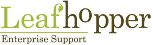 Leafhopper Enterprise Support Ltd Logo