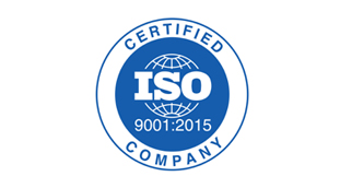 ISO Certified Company Logo